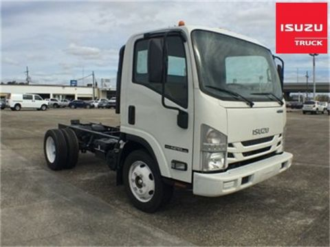 New 2019 Isuzu NPR GAS HD Cab & Chassis Trucks